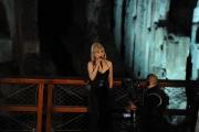 Roma 25/05/2009 concerto di Bocelli al Colosseo presentato da Milly Carlucci