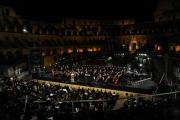 Roma 25/05/2009concerto di Bocelli al Colosseo