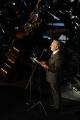 Roma 25/05/2009 concerto di Bocelli al Colosseo nella foto: Leo Gullotta