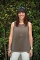 Foto/IPP/Gioia BotteghiRoma 26/08/2019 Presentazione della miniserie di rai tre- Boez, andiamo via-, nella foto: Ilaria D'Apollonio Italy Photo Press - World Copyright