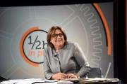 Foto/IPP/Gioia Botteghi 01/10/2017 Roma, puntata di mezz'ora in più, rai tre, Lucia Annunziata
