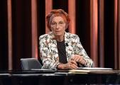 Foto/IPP/Gioia Botteghi 01/10/2017 Roma, puntata di mezz'ora in più, rai tre, ospite di Lucia Annunziata: Emma Bonino