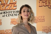 Foto/IPP/Gioia Botteghi Roma 03/10/2019 Presentata del film Brave ragazze, nella foto:    SILVIA D'AMICO  Italy Photo Press - World Copyright