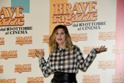 Foto/IPP/Gioia Botteghi Roma 03/10/2019 Presentata del film Brave ragazze, nella foto:     la regista MICHELA ANDREOZZI  Italy Photo Press - World Copyright