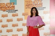 Foto/IPP/Gioia Botteghi Roma 03/10/2019 Presentata del film Brave ragazze, nella foto:   SERENA ROSSI     Italy Photo Press - World Copyright