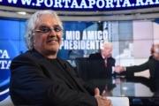 21/11/2016 Roma Puntata di Porta a porta con Flavio Briatore