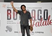 Foto/IPP/Gioia Botteghi Roma 23/09/2020 resentato il film Burraco Fatale, nella foto : Mohamed Zouaoui Italy Photo Press - World Copyright