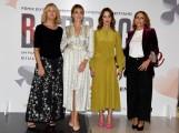 Foto/IPP/Gioia Botteghi Roma 23/09/2020 resentato il film Burraco Fatale, nella foto : Paola Minaccioni, Angela Finocchiaro, Caterina Guzzanti, Claudia Gerini Italy Photo Press - World Copyright