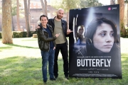 Foto/IPP/Gioia Botteghi Roma 29/03/2019 presentazione del film Butterfly, nella foto: i due registi Alessansro Cassigoli e Casey Kauffman Italy Photo Press - World Copyright
