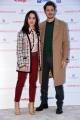 Foto/IPP/Gioia Botteghi Roma11/12/2018 Presentazione del film Capri-revolution, nella foto: Antonio Folletto con Marianna Fontana Italy Photo Press - World Copyright