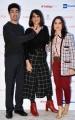 Foto/IPP/Gioia Botteghi Roma11/12/2018 Presentazione del film Capri-revolution, nella foto:  Donatella Finocchiaro, Eduardo Scarpetta, Marianna Fontana Italy Photo Press - World Copyright