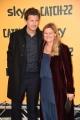 Foto/IPP/Gioia BotteghiRoma 13/05/2019 Photocall della serie tv Sky CATCH-22, Red carpet,  nella foto: Ellen Kuras con Richard BrownItaly Photo Press - World Copyright