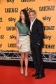 Foto/IPP/Gioia BotteghiRoma 13/05/2019 Photocall della serie tv Sky CATCH-22 , red carpet, nella foto: George Clooney con la moglie Amal Ramzi AlamuddinItaly Photo Press - World Copyright