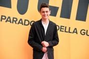Foto/IPP/Gioia Botteghi Roma 13/05/2019 Photocall della serie tv Sky CATCH-22, nella foto: Giovanni Stocchino Italy Photo Press - World Copyright