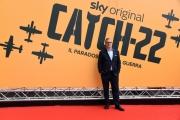 Foto/IPP/Gioia Botteghi Roma 13/05/2019 Photocall della serie tv Sky CATCH-22, nella foto: Luke Davies Italy Photo Press - World Copyright