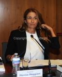 roma rai primo consiglio cda nella foto Monica Maggioni