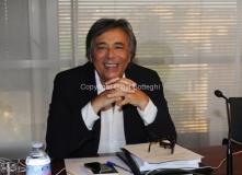roma rai primo consiglio cda nella foto Carlo Freccero 6/8/2015