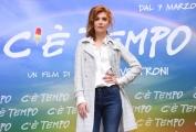 Foto/IPP/Gioia Botteghi Roma 04/03/2019 Presentazione del film C'è tempo, nella foto: Teresa Federico Italy Photo Press - World Copyright