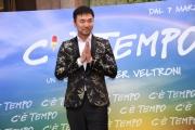 Foto/IPP/Gioia Botteghi Roma 04/03/2019 Presentazione del film C'è tempo, nella foto: Shi Yang Shi Italy Photo Press - World Copyright
