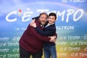 Foto/IPP/Gioia Botteghi Roma 04/03/2019 Presentazione del film C'è tempo, nella foto: Giovanni Fuoco e Stefano Fresi Italy Photo Press - World Copyright