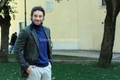19/02/2013 Roma presentazione della fiction di raiuno, CHE DIO CI AIUTI 2, nella foto: Ludovico Fremont