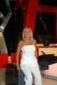 5/09/08 Roma studi rai presentazione della nuova serie del programma _Chi l'ha visto_ con la conduttrice Federica Sciarelli e la nuova scenografia