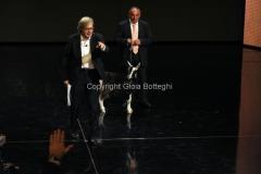 18/05/2011 Roma, prima puntata di Ci tocca anche Vittorio Sgarbi rai uno , nella foto: Sgarbi
