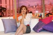 Roma 07/10/2009 Ci vediamo domenica, presentato da Alda D'Eusanio, in onda la mattina alle 10 su raidue