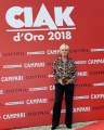 Foto/IPP/Gioia Botteghi07/06/2018 Roma, Photocall ciak d'oro, nella foto: Piera de Tassis direttrice ciak d'oro Italy Photo Press - World Copyright