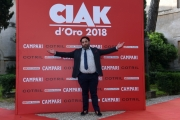 Foto/IPP/Gioia Botteghi07/06/2018 Roma, Photocall ciak d'oro, nella foto: Nicola Nocella Italy Photo Press - World Copyright
