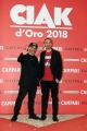 Foto/IPP/Gioia Botteghi07/06/2018 Roma, Photocall ciak d'oro, nella foto: Manetti Bros Italy Photo Press - World Copyright