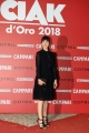 Foto/IPP/Gioia Botteghi07/06/2018 Roma, Photocall ciak d'oro, nella foto: Selene Italy Photo Press - World Copyright