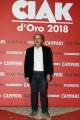 Foto/IPP/Gioia Botteghi07/06/2018 Roma, Photocall ciak d'oro, nella foto: Carlo Buccirosso Italy Photo Press - World Copyright