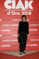 Foto/IPP/Gioia Botteghi07/06/2018 Roma, Photocall ciak d'oro, nella foto: scenografia Ivana Gargiulo Italy Photo Press - World Copyright