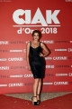 Foto/IPP/Gioia Botteghi 07/06/2018 Roma, Photocall ciak d'oro, nella foto:  Claudia Gerini  Italy Photo Press - World Copyright