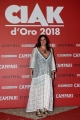 Foto/IPP/Gioia Botteghi 07/06/2018 Roma, Photocall ciak d'oro, nella foto: Susanna Nicchiarelli  Italy Photo Press - World Copyright