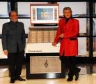 Roma 12/03/2010 Prima puntata di CIAK SI CANTA, condotto da Pupo e Emanuele Filiberto, con Mal e Johnny Charlton