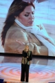 Roma 12/03/2010 Prima puntata di CIAK SI CANTA, condotto da Pupo e Emanuele Filiberto, ospite Romina Power