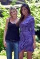 OMEGA/Gioia Botteghi 11/06/07Presentazione della trasmissione di Raitre sul circo dal titolo CIRCO MASSIMO SHOW nelle foto : Belen Rodriguez  e Giorgia  Wurth