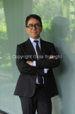 30/05/2014 Roma presentazione del programma di rai tre Colpo di scena , otto puntate condotte da Pino Strabioli