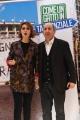 Foto/IPP/Gioia Botteghi 22/12/2017 Roma, presentazione del film come un gatto in tangenziale, nella foto : Paola Cortellesi e Antonio Albanese Italy Photo Press - World Copyright