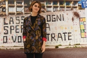 Foto/IPP/Gioia Botteghi 22/12/2017 Roma, presentazione del film come un gatto in tangenziale, nella foto : Paola Cortellesi Italy Photo Press - World Copyright
