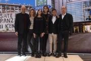Foto/IPP/Gioia Botteghi 22/12/2017 Roma, presentazione del film come un gatto in tangenziale, nella foto : il cast Italy Photo Press - World Copyright