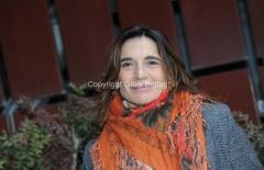 30/01/2015 Roma presentazione della fiction di rai uno CON IL SOLE NEGLI OCCHI, nella foto: Lina Sastri