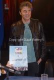 27/04/2016 Roma conferenza stampa del concerto del primo maggio in rai, nella foto: Luca Barbarossa