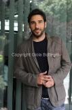 29/04/2014 Roma presentazione in rai del concerto del primo maggio , nella foto: Edoardo Leo