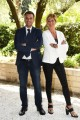 Foto/IPP/Gioia Botteghi Roma 07/06/2019 presentazione delle trasmissioni estive di rai 1, UNO MATTINA ESTATE : Valentina Bisti e Roberto Poletti Italy Photo Press - World Copyright