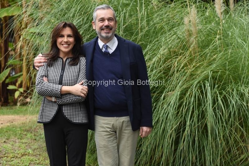 Foto/IPP/Gioia Botteghi 11/01/2018 Roma, presentazione rai2 del programma KRONOS condotto da Giancarlo Loquenzi Italy Photo Press - World Copyright