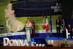 06/03/2014 Roma Tarantola al convegno Donna è
