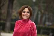Foto/IPP/Gioia Botteghi Roma30/01/2019 Presentazione del film Copperman, nella foto: Antonia Truppo Italy Photo Press - World Copyright